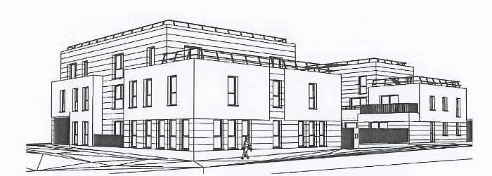 projets en cours ecoquartier baudens bourges 18. Black Bedroom Furniture Sets. Home Design Ideas