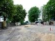 Vue générale avant finitions vue de l'intérieur du quartier - 28 juin 2013 - © J-Y Le Grand-Bréban