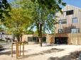 La place Baudens au 15 mai 2014 ©J-Y Le Grand-Bréban
